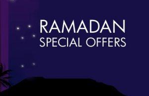 Ramadan 2016 Special Offers